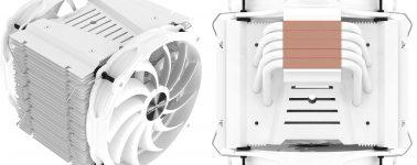Alpenföhn lanza dos nuevas variantes de su disipador Brocken 3