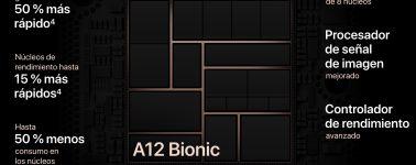 El A12 Bionic de los iPhone XS arrasa en los benchmarks