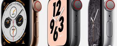 Las ventas del Apple Watch Series 4 son mucho mejores de lo esperado
