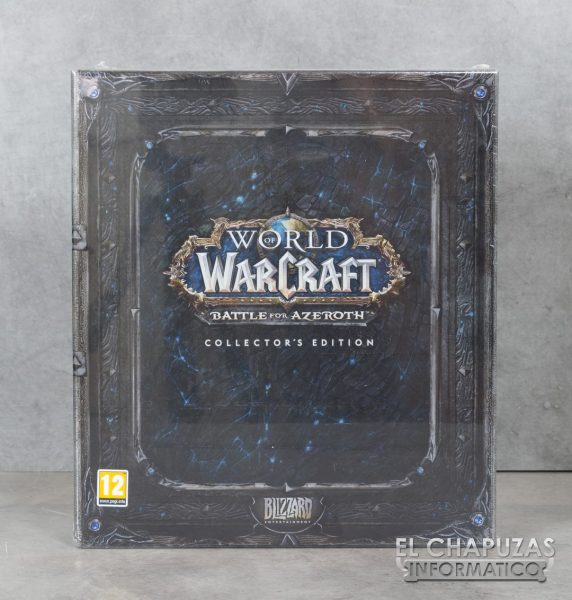 Caja edición coleccionista World of Warcraft Battle for Azeroth1 572x600 0