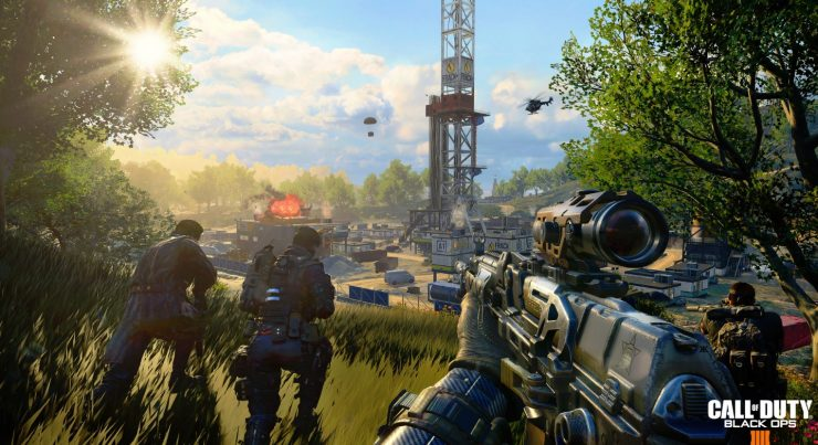 Call of Duty Black Ops 4 Blackout 740x403 0
