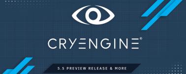CryEngine 5.5 implementa SVOGI y más de 1.000 arreglos
