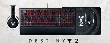 [Finalizado] Llévate un pack gaming de Razer edición Destiny 2
