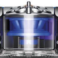 Dyson 360 Heurist, otro robot aspiradora que promete superar a Roomba