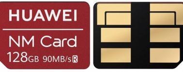La Huawei NM a prueba, más lenta y cara que una tarjeta microSD
