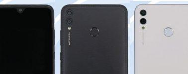 Huawei prepara un smartphone de 7.12 pulgadas con acabado en piel