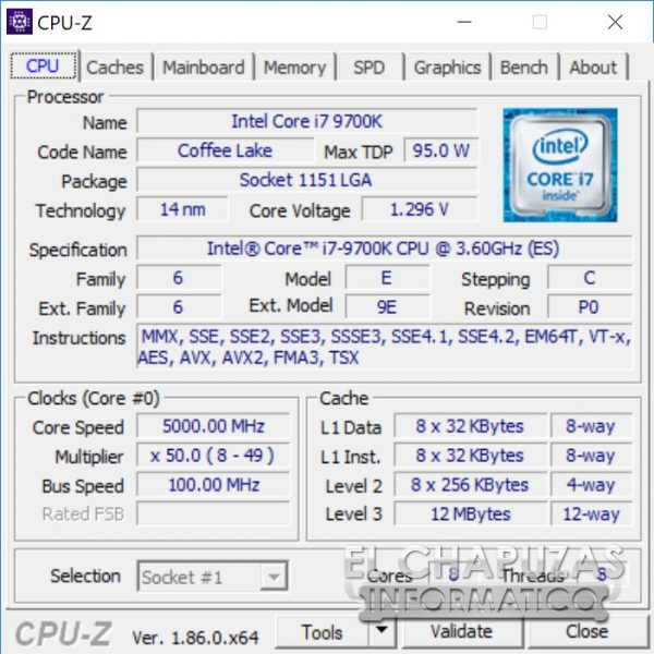 Intel Core i7 9700K 05 OC 600x600 19