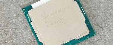 Review: Intel Core i7-9700K (Exclusiva)