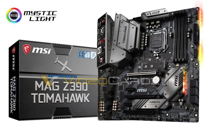 MSI MAG Z390 Tomahawk 740x446 0