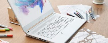 MSI Prestige P65 Creator: Portátil para diseñadores y creadores de contenido