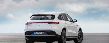Así es el Mercedes-Benz EQC 400, el primer SUV eléctrico de la compañía