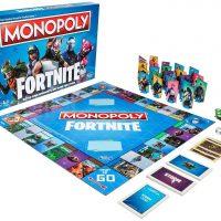 Prepárate, el Monopoly de Fortnite está en camino