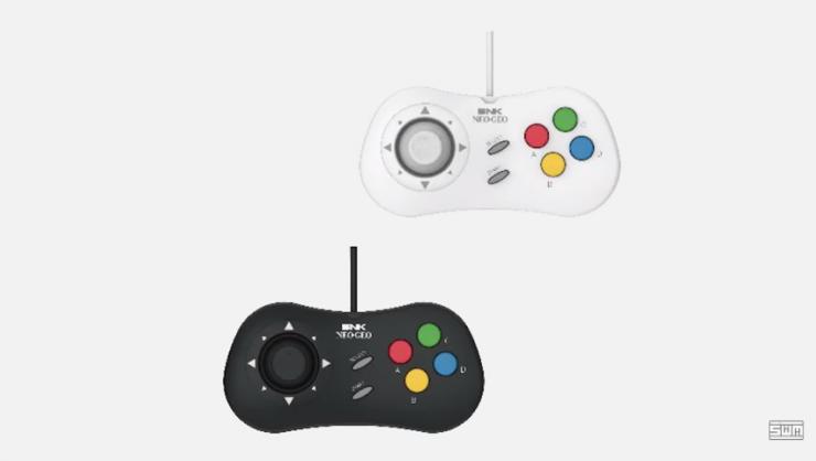 Neo Geo Mini mandos 740x418 2