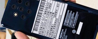 El Nokia 9 PureView sufrió un retraso debido a un problema con sus 5 cámaras traseras
