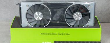 Las acciones de Nvidia cayeron tras publicarse las reviews de las GeForce RTX 2080