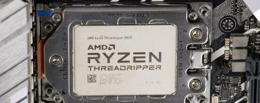 Cazado un equipo AMD Ryzen Threadripper con 256GB de memoria RAM
