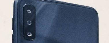 Samsung Galaxy A7 (2018) filtrado, se suma a la triple cámara trasera