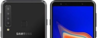 Samsung Galaxy A9 Pro (2018), el primero con cuatro cámaras traseras