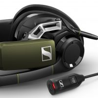 Sennheiser GSP 550: Auriculares gaming con sonido Dolby Surround 7.1