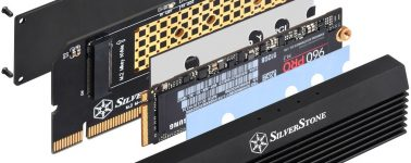 SilverStone ECM23: Un riser para SSDs M.2 con disipador incluido