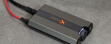 Review: Creative Sound BlasterX G6