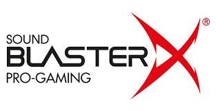 Sound BlasterX logo 0