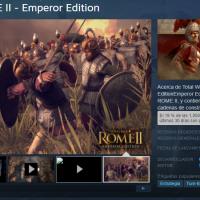 Bombardean negativamente el Total War: Rome 2 al obligarte a usar personajes femeninos