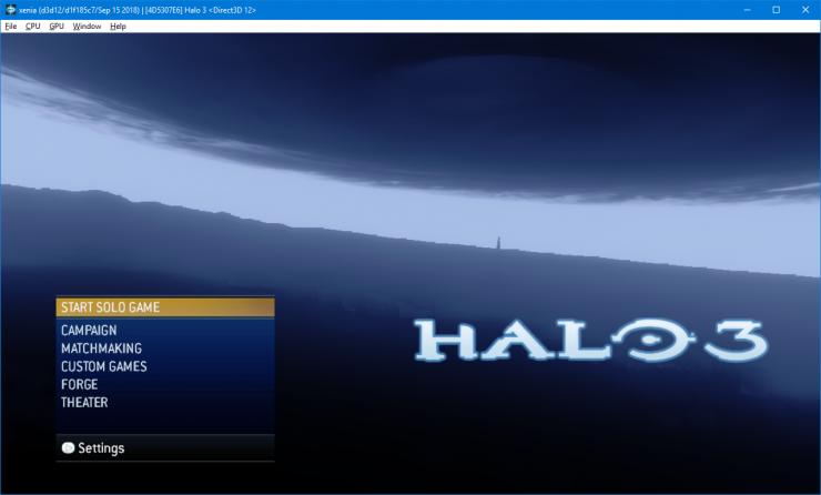 Xenia Halo 3 DirectX 12 1 740x446 0