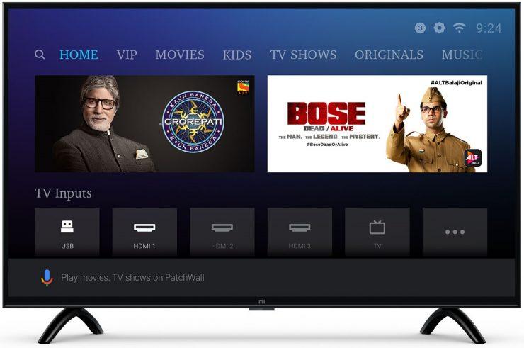 Xiaomi Mi LED TV 4C Pro 740x491 2