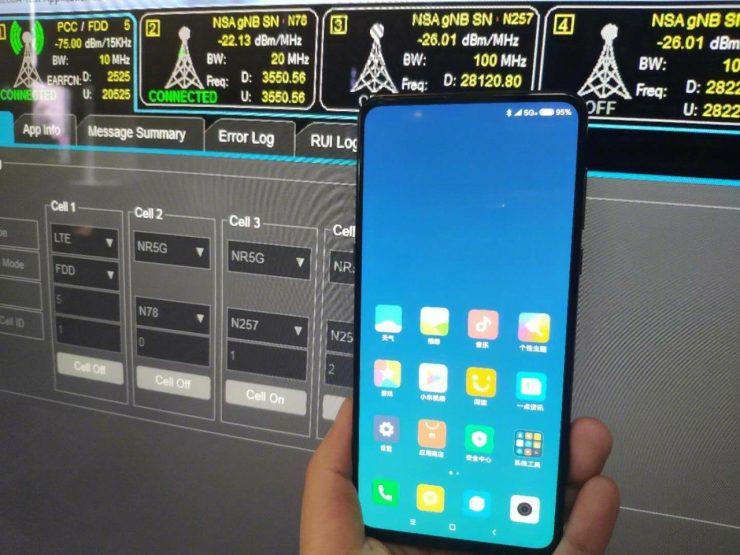 Xiaomi Mi Mix 3 conexión 5G 740x555 0