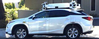 El coche autónomo de Apple tiene su primer accidente, aunque por un fallo humano