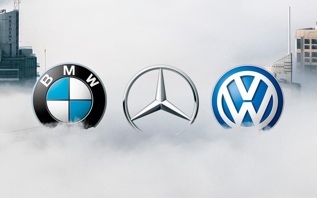 Bruselas investiga 3 fabricantes alemanes por conspirar contra la reducción de emisiones