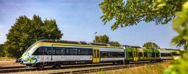 Bombardier presenta el 'Talent 3', su propio tren eléctrico con baterías