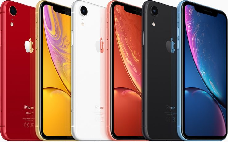 iPhone Xr 740x462 0