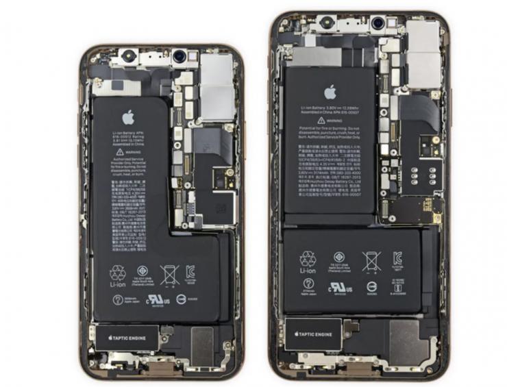 iphone xs xs max baterías ifixit e1537642695789 740x565 1