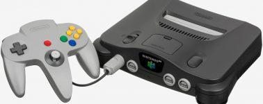 Una patente de Nintendo apunta a la llegada inminente de la Nintendo 64 Classic Mini