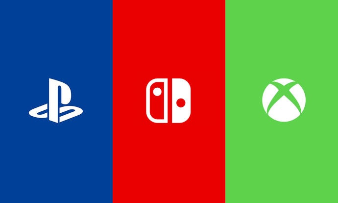 PlayStation 4, Xbox One y Nintendo Switch