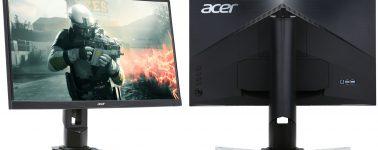 Acer XZ271UA: 27″ TN Quad HD Curvo @ 144 Hz