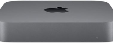 Apple lanza un nuevo Mac Mini, hasta 6 núcleos y 64 GB de memoria RAM