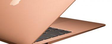 Apple presenta sus nuevos MacBook Air, parten en 1349 euros