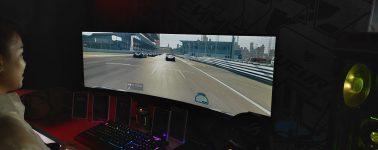 Asus XG49VQ: 49″ ultrapanorámico curvo @ 144 Hz con AMD FreeSync 2