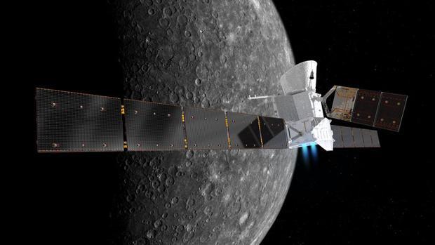 BepiColombo mercurio esa agencia espacial europea 0