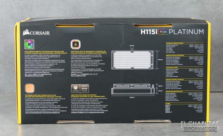 Corsair H115i RGB Platinum 01 1 740x453 3