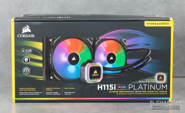 Corsair H115i RGB Platinum 01 740x453 2