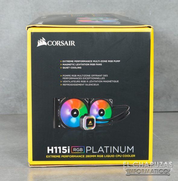 Corsair H115i RGB Platinum 02 1 590x600 5