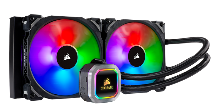 Corsair H115i RGB Platinum Oficial 1