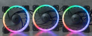 Review: Cougar Vortex RGB HPB 120 Kit