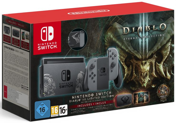 Diablo III Eternal Collection para la Nintendo Switch 1 740x519 0