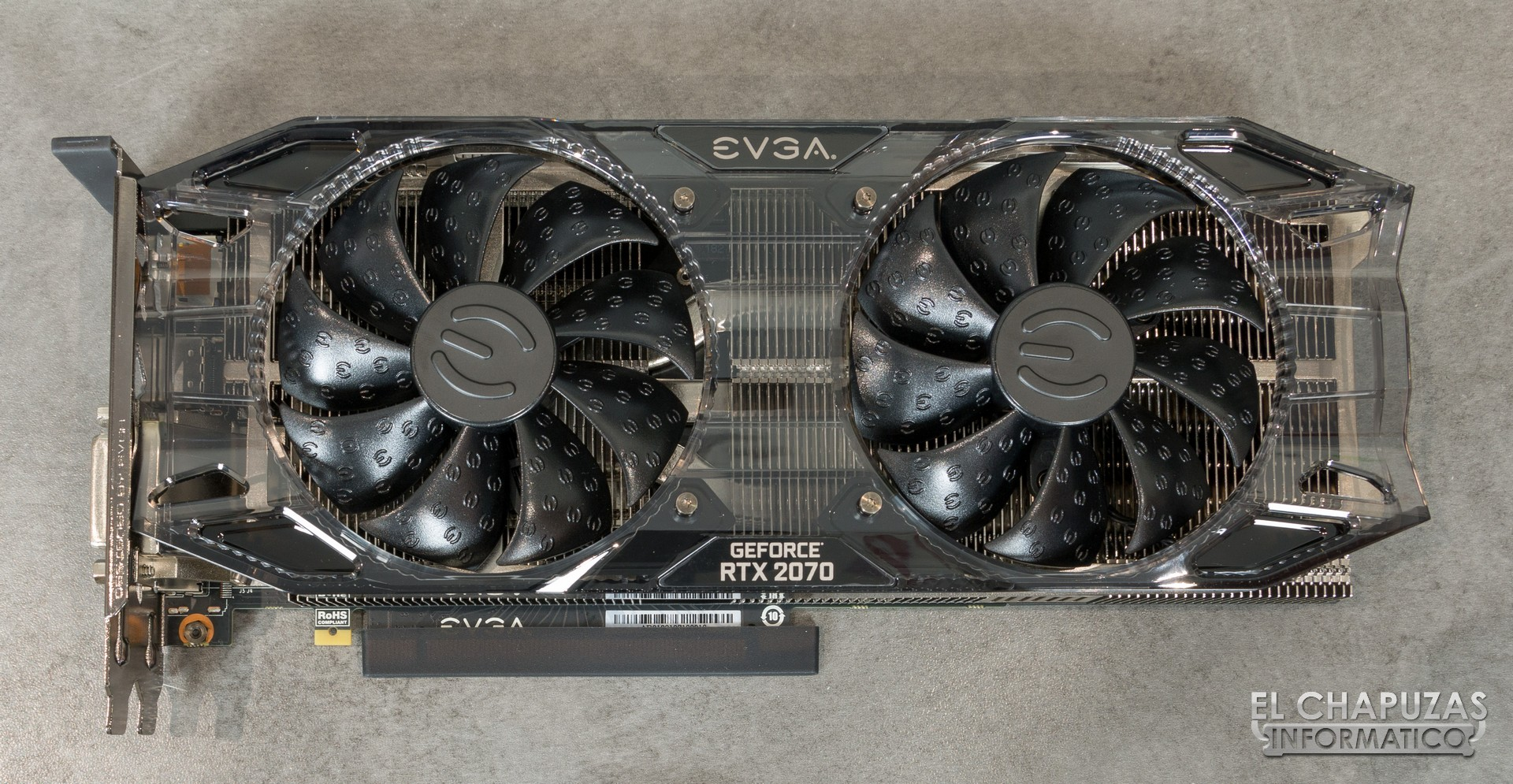 Review: EVGA GeForce RTX 2070 Black
