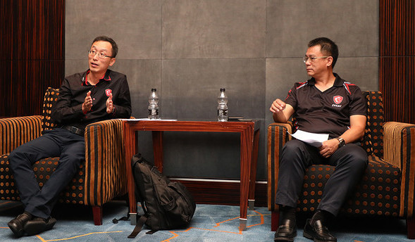 Entrevista MSI Shangai 0